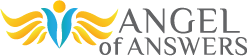 Angel of Answers Logo